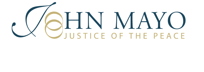 John Mayo, Justice of the Peace